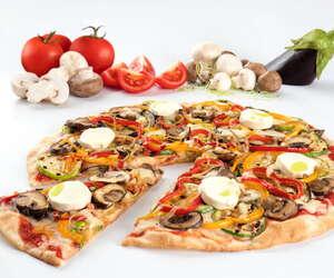 Gluteeniton pizzapohja