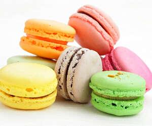 Macaron-leivokset