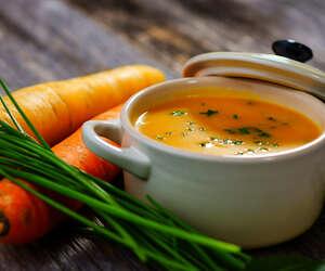Porkkanakeitto