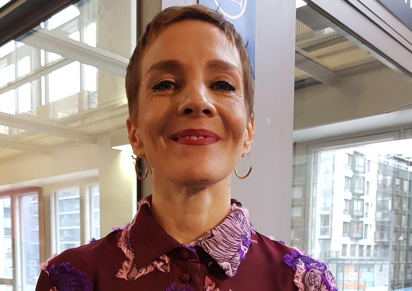 Nina Mikkonen paljastaa, miksi lähti mukaan koko kansan